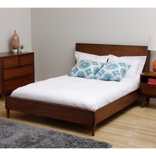 Sterling Two-tone Queen-size Bed