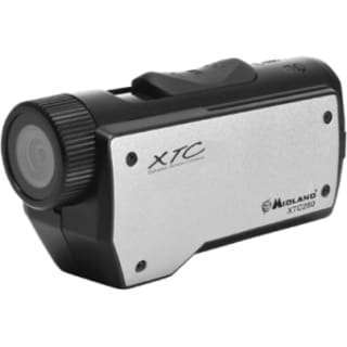 Midland XTC260 Digital Camcorder - HD - Black