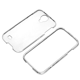INSTEN Clear Snap-on Crystal Phone Case Cover for Samsung Galaxy S IV/ S4 I9500