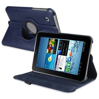 BasAcc Swivel Case for Samsung Galaxy Tab 2 P3100/ 3110/ 3113/ 7.0