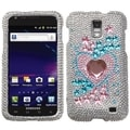 BasAcc Star Track Diamond Case for Samsung Galaxy S II Skyrocket i727