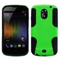 BasAcc Green/ Black Case for Samsung i515 Galaxy Nexus