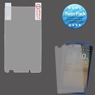 BasAcc Screen Protector Twin Pack for Alcatel One Touch 960C Authority