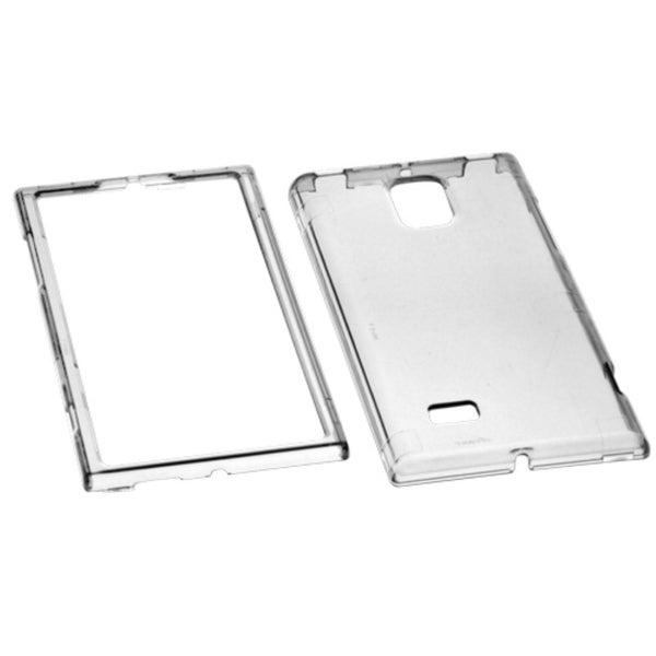 INSTEN Phone Case Cover for LG VS930 Spectrum 2 - T Clear