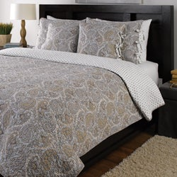 Moroccan Zen Light 3-piece Quilt Set