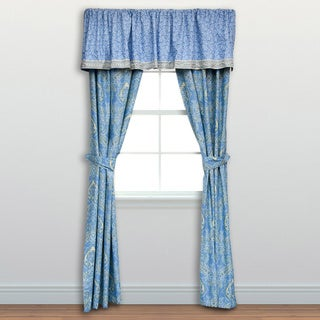 Laura Ashley Prescott Cotton Valance