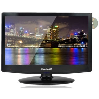 "QuantumFX LED2212D 22"" 1080p LED TV/DVD Combo"