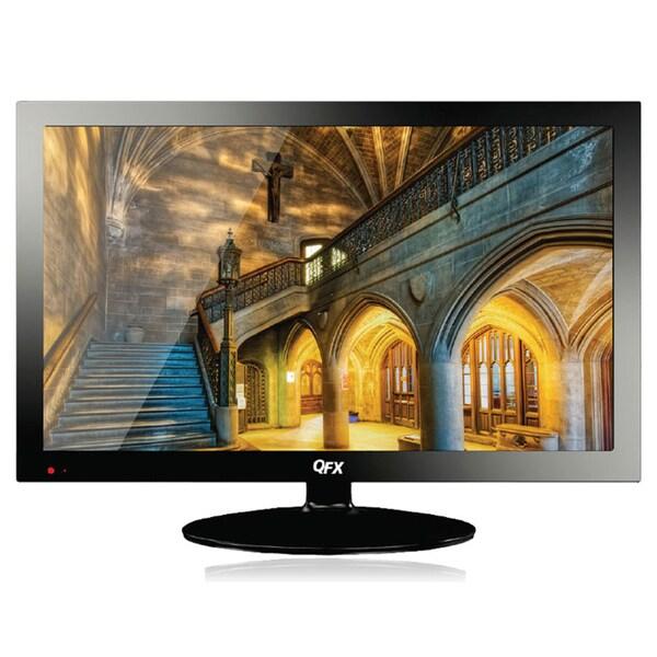 """QuantumFX TV-LED2411 24"""" AC/DC 12V 1080p LED-LCD TV"""