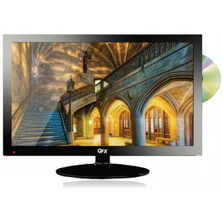 "QuantumFX LED2412 24"" LED 1080p TV/DVD Combo"