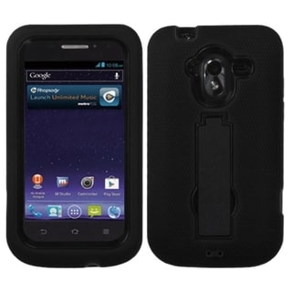 BasAcc Black/ Black Case for ZTE N9120 Avid 4G