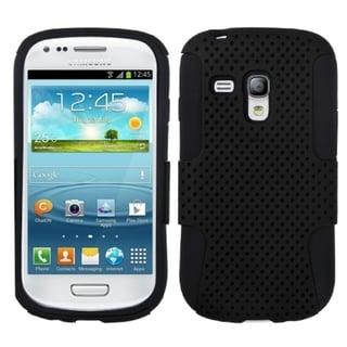 BasAcc Black Case for Samsung i8190 Galaxy S III Mini