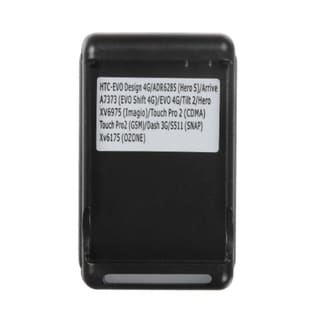 BasAcc USB Battery Charger for HTC EVO 4G/ Touch/ Pro2/ Evo Design 4G