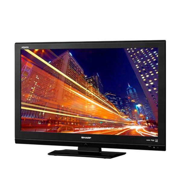 """Sharp AQUOS LC-32LE440U 32"""" 720p LED TV (Refurbished)"""