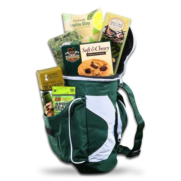 Alder Creek Gift Baskets Fore. Dad Golf Caddy Cooler