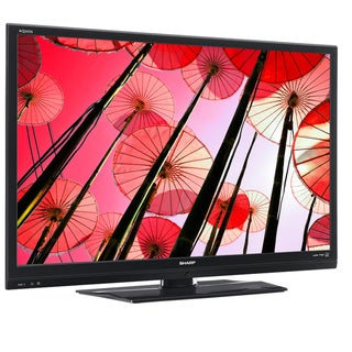 Sharp 50-Inch LED HD TV 1080P (Refurbished)