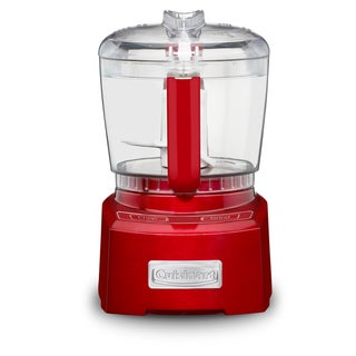 Cuisinart CH-4MRFR Metallic Red Elite Collection 4-cup Chopper/ Grinder