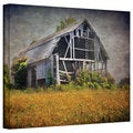 David Liam Kyle 'Country Barn' Gallery-Wrapped Canvas