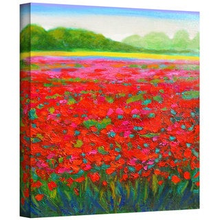 Susi Franco 'Dream Before' Gallery-Wrapped Canvas