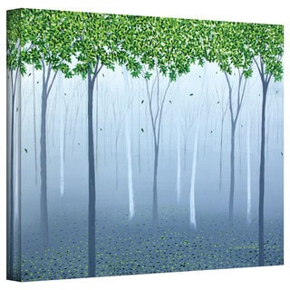 Herb Dickinson 'Morning Dream' Gallery-Wrapped Canvas