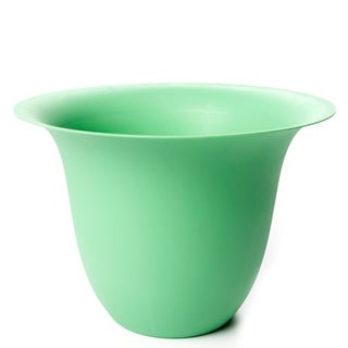 Bloem 'Modica Gre-Fresh' Green Planter