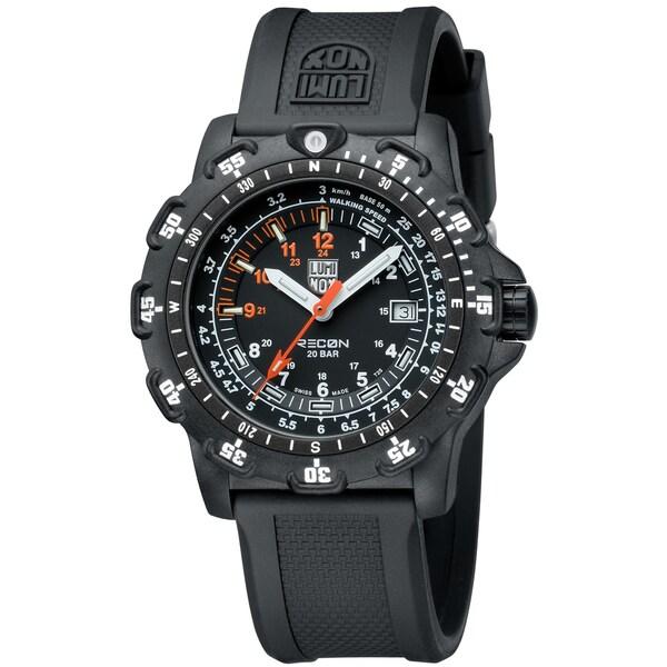 Luminox Men's 'Recon Pointman 8821KM' Multi-function Watch