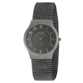 Skagen Men's Mesh Quartz Watch