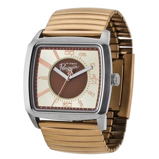 Original Penguin Men's 'Lewis' Rose-goldtone Watch