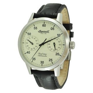 Ingersoll Men's 'Sitting Bull' Automatic Dual Time Display Watch