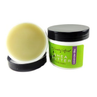 Lavender Bliss Natural Moisturizing Shea Butter Body Balm