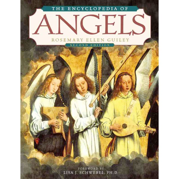 The Encyclopedia of Angels (Paperback)