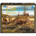 Jigsaw Puzzle Terry Redlin 1000 Pieces-Share the Bounty