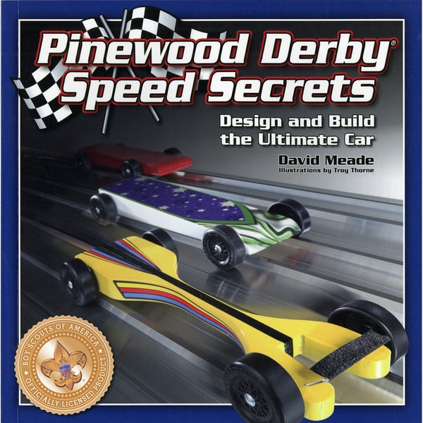Design Originals Pinewood Derby Speed Secrets