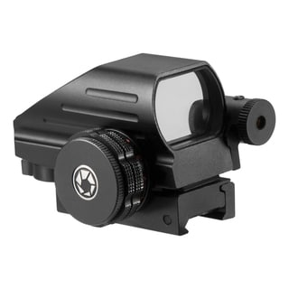 Barska Multi Reticle Electro Sight with Red Laser