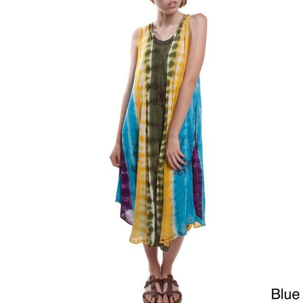 Gina's Summer Rayon Sundress (India)