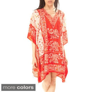 Spring Bloom Floral Top Dress (India)