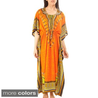 Spellbinding Dashiki Dress (India)