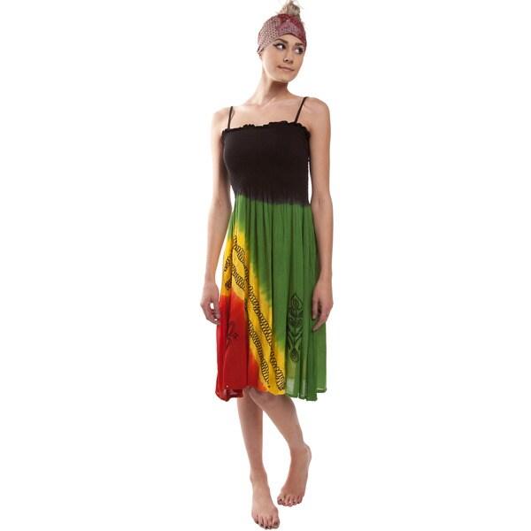 Rasta Beach Ready Dress (India)