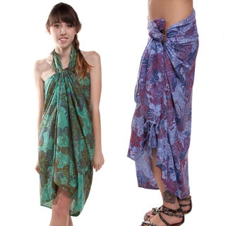 Sea Shells Spirit Sarong (Indonesia)