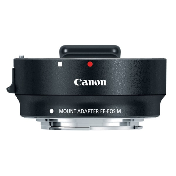 Canon EF-M Lens Adapter Kit for Canon EF / EF-S Lenses (New in Non-Retail Packaging)