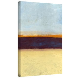 Jan Weiss 'Big Sky Country II' Gallery-Wrapped Canvas