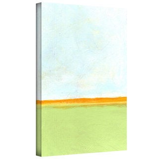 Jan Weiss 'Big Sky Country III' Gallery-Wrapped Canvas