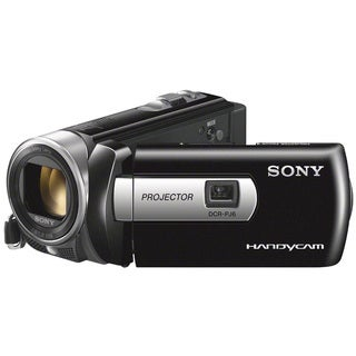 Sony DCR-PJ6 SD HandyCam Camcorder Flash/Memory Stick with Projector