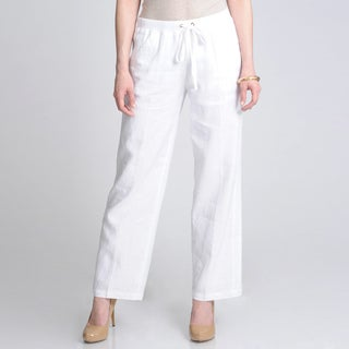 Grace Elements Women's Linen Pant