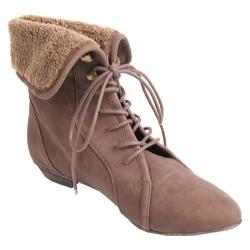 Women's Nomad Indie Brown PU