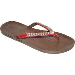 Women's Nomad Jamaica Red