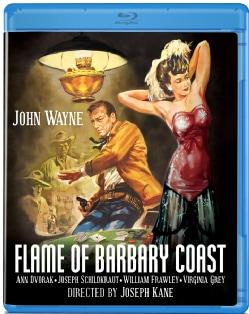 Flame of Barbary Coast (Blu-ray Disc)