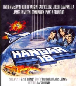 Hangar 18 (Blu-ray Disc)