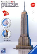 Empire State Building: 217 Piece 3d (General merchandise)