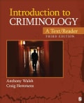 Introduction to Criminology: A Text/Reader (Paperback)