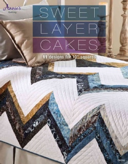 Sweet Layer Cakes (Paperback)